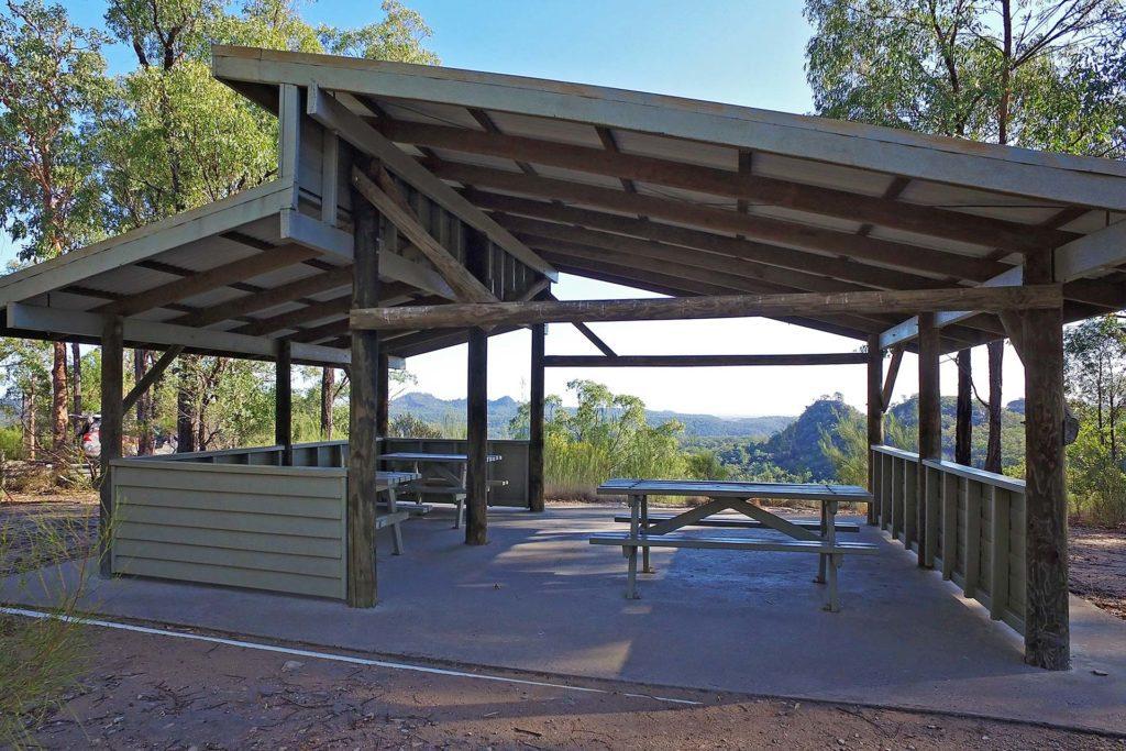 Isla Gorge Camp Kitchen