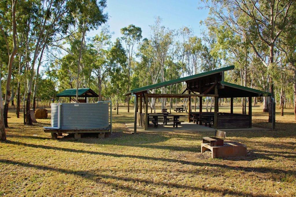 Lake Murphy Camping Area