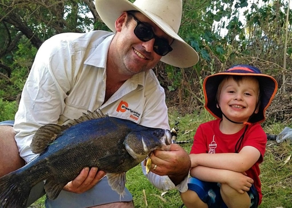 Go fish! Fishing hot spots in Queensland's Sandstone Wonders region