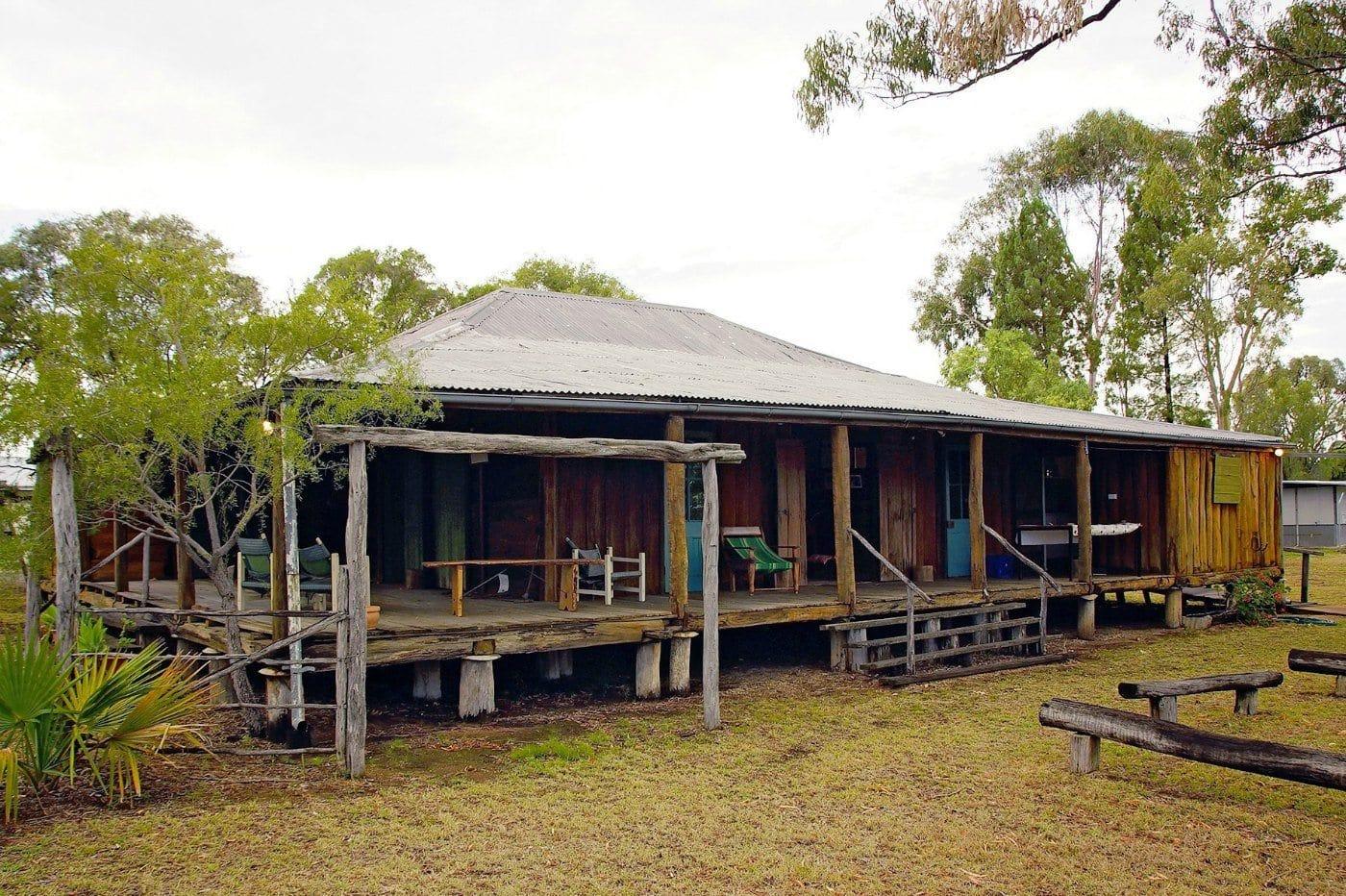 Greycliffe Homestead