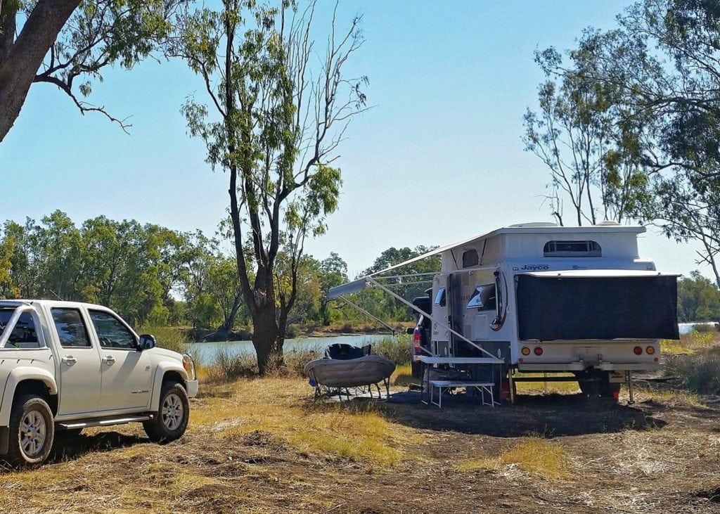 Lake Victoria Camping